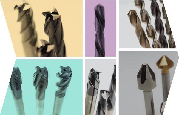 Hepyc, herramientas de corte, roscado, brocas y machos